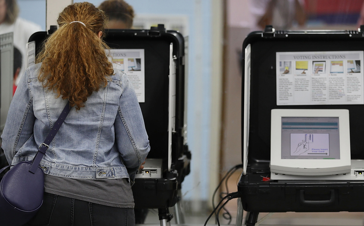 Federal Judge In Georgia Issues Historic Decision Declaring State's Voting System To Be Invalid For 2020 Elections